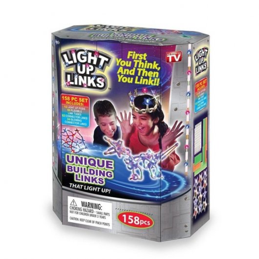 Светящийся конструктор Light Up Links